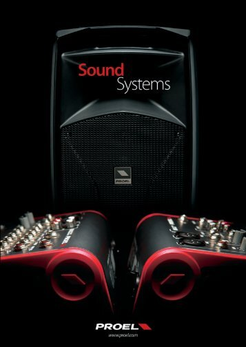 Sound Systems - Proel