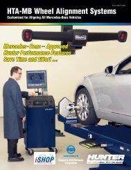 HTA-MB Wheel Alignment System