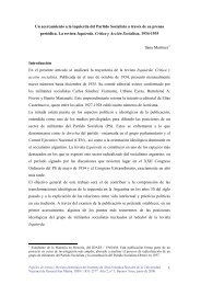 La revista Izquierda - Instituto de Altos Estudios Sociales