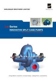 410 Series Split Case Pumps from RH to - Aurora Pump
