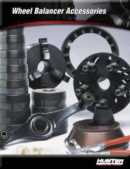 Wheel Balancer Accessories - Pro-Align