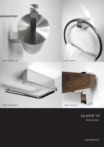 Bathroom Accessories Design: Bønnelycke mdd - R Bergersen AS