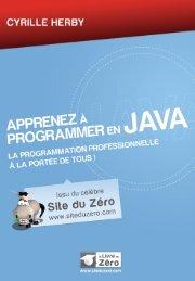 Java - Site du Zéro