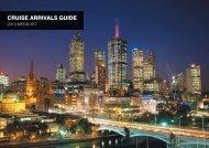 CRUISE ARRIVALS GUIDE - Destination Melbourne