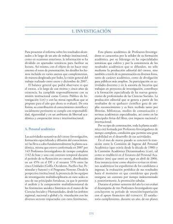 1. INVESTIGACIÓN - Ciesas