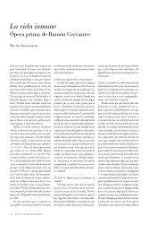 La vida inmune - Revista de la Universidad de México - UNAM
