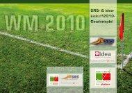 SRS- & idea- kickoff2010- Gewinnspiel - idealisten.net