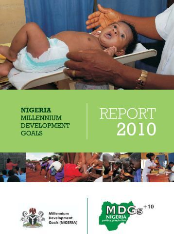 2010 - UNDP Nigeria - United Nations Development Programme
