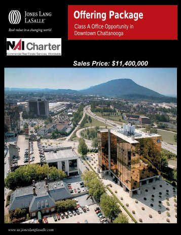 Offering Package - Downtown Chattanooga