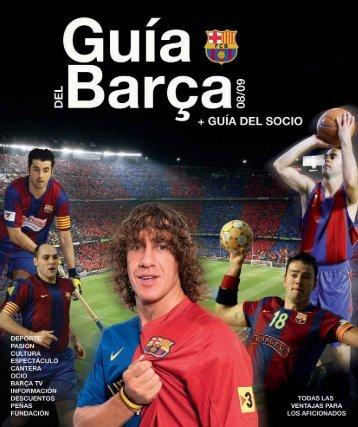 Maquetación 1 - FC Barcelona