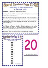 Card Ordering 11-20 Bk 4 Pg 12.pdf - Waikanae School
