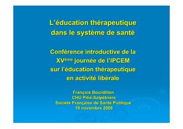 Télécharger l'intervention (pdf) - Ipcem