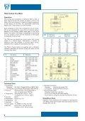 Series TM44 Turbine Flow Meter - Page 2