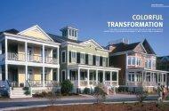COLORFUL TRANSFORMATION - James Hardie