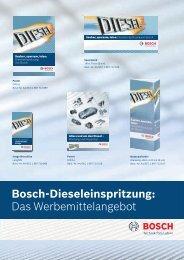 Download des Katalogs im PDF-Format - Bosch - Werkstattportal