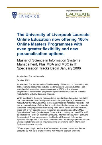 Liverpool/Laureate Template Portrait - About Us - University of ...