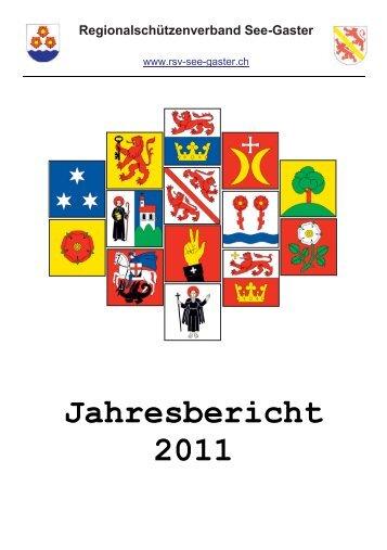Jahresbericht 2011 - RSV See-Gaster