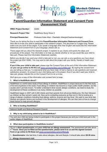 Guardian information statement and consent form parentguardian information statement and consent form altavistaventures Image collections