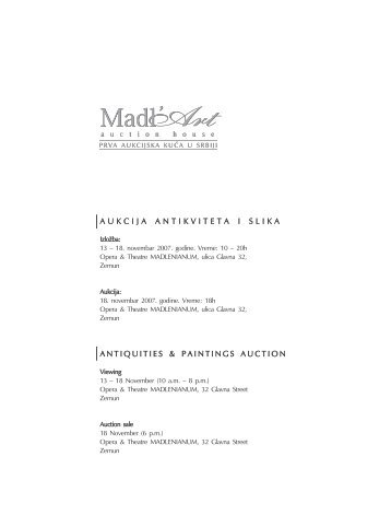 katalog - Arte