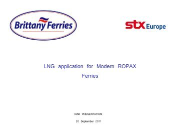 LNG application for Modern ROPAX Ferries-robinson-20 Sept 2011 ...