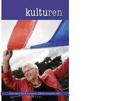 Oplevelser i Rebild Kommune · Oktober-november 2009 - Kulturen