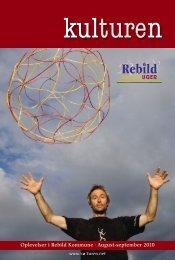 bladet Kulturen for august-september 2010