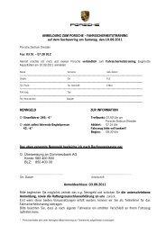 Anmeldung Sicherheitstraining 10 09 2011 gesamt - Porsche