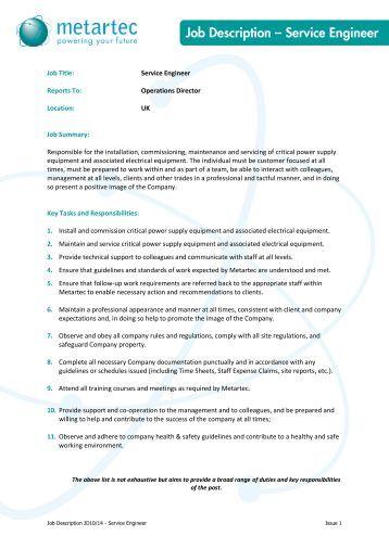 Biomedical Engineering Job Descriptions. Biomedical Engineer Job