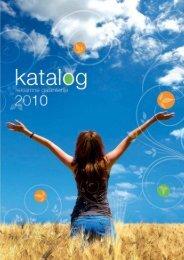 KATALOG VELIKI 2009 - KORICE 1-2.indd
