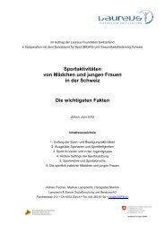 Workshop 9 (b) - Gesundheitsförderung Schweiz
