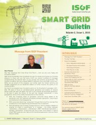 ISGF Smart Grid Bulletin - Vol 2 Issue 1 (January 2015)