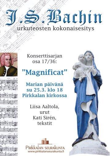 BACH 17.pdf - Pirkkalan seurakunta