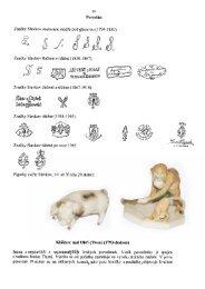 Oceňování starožitného porcelánu - Valentinum