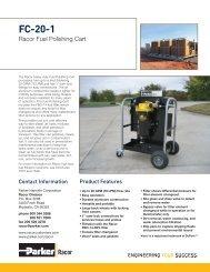 FC-20-1 Filter Cart - Bolland Machine