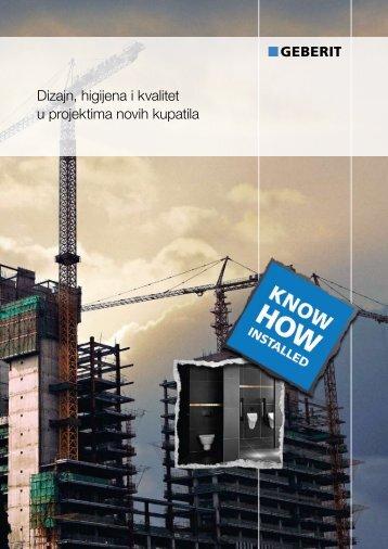 Dizajn, higijena i kvalitet u projektima novih kupatila - Junior Keramika