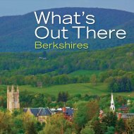 Berkshires - The Cultural Landscape Foundation