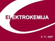 potencial elektrode - Student Info