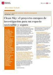 Cápsula sectorial de la Industria aeroespacial - Barcelona Treball
