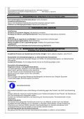 Sicherheitsdatenblatt gemäß Verordnung (EG) Nr. 1907 ... - E-Mayr - Page 2