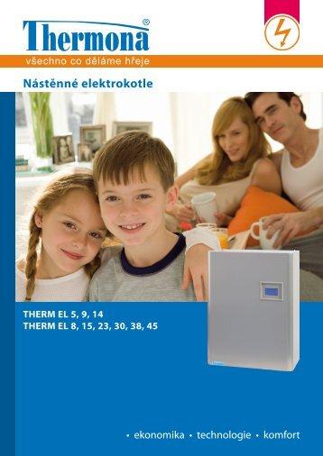 Thermona - Katalog elektrokotle - Bernold