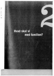 Hvad skal vi med familien - Jan Thiemann