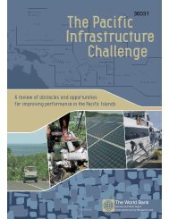 EAP - The Pacific Infrastructure Challenge - World Bank (2006).pdf