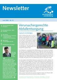 Juni 2006 - Region Werdenberg