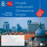 8. Hrvatski međunarodni Quintessenzze kongres - Hrvatska Komora ...