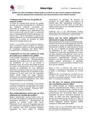 Héma-Vigie Vol 5 # 1 - Héma-Québec