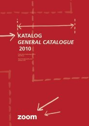 Katalog General cataloGue 2010 - Tida