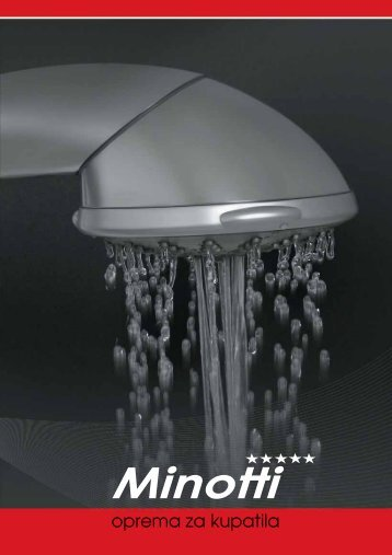 oprema za kupatila - Minotti