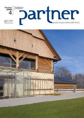 PARTNER december 2008 (PDF - 1,03 MB) - Hidria