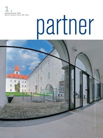 PARTNER pomlad-poletje 2009 (PDF - 2,44 MB) - Hidria