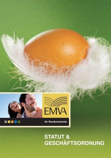 Statut - EMVA